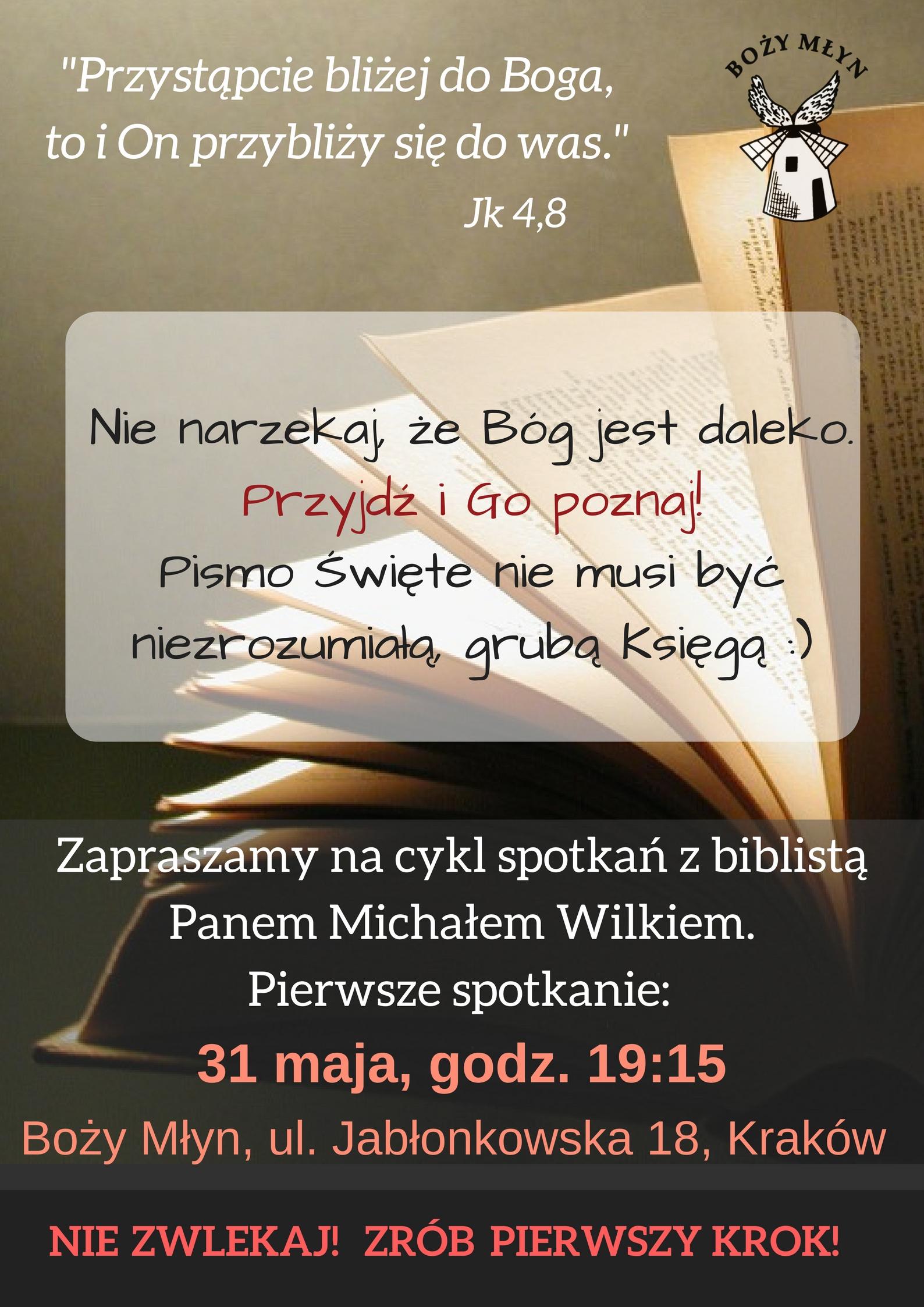 Rozkochaj się w Biblii